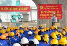 Huấn luyện an toàn lao động theo thông tư 27
